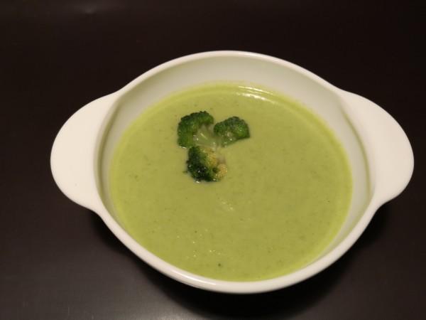 supa crema brocooli aroma zen business lunch