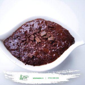 Budincă de chia cu cacao si lapte vegetal (260g)