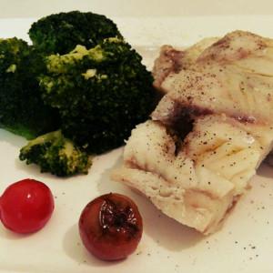 cod cu broccoli