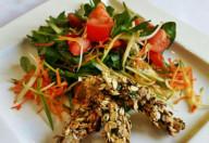 salata pui crocant