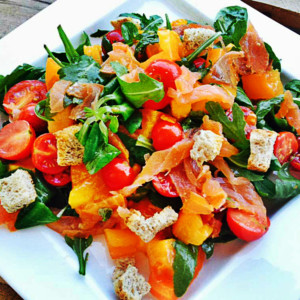 salata somon