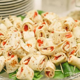 tortilla somon catering