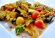 Pui + Orez cu legume provensale aroma zen