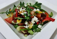 Salată de fasole roşie aroma zen