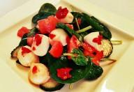 Salată cu mozzarella Aroma Zen cina