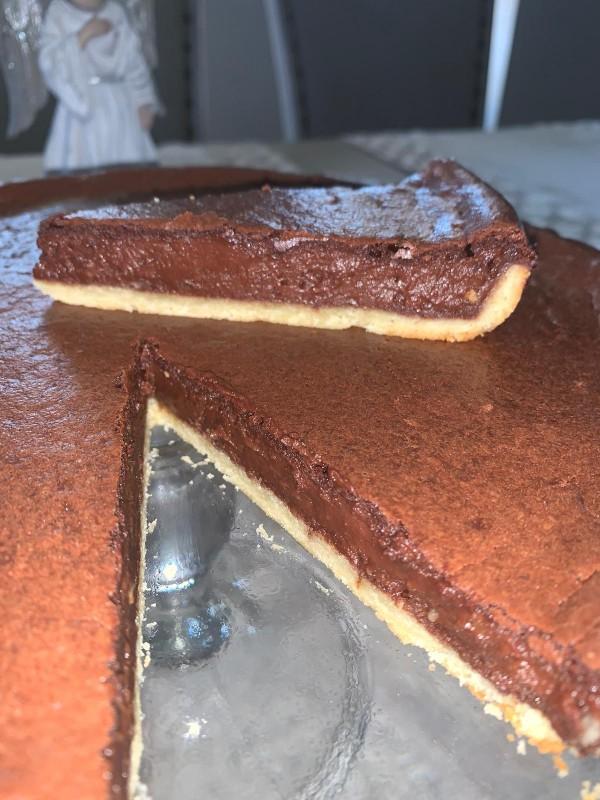 pasca cu ciocolata belgiana