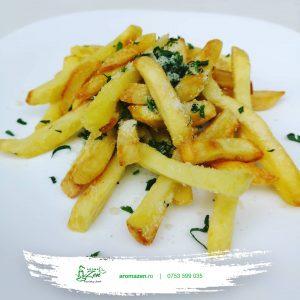 Cartofi pai la cuptor cu parmezan si ierburi aromate (300gr)