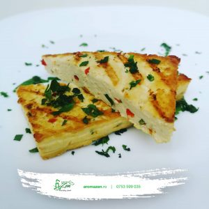 Tofu in ierburi la gratar (100 gr)