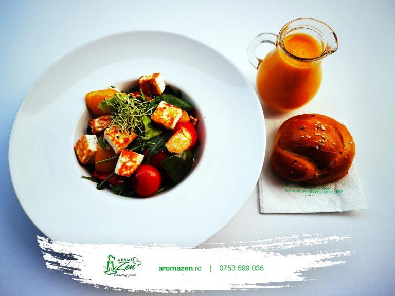 abonament slabire vegetarian aromazen