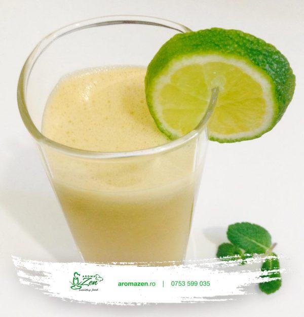 Limonadă cu lamai BIO (1 litru)